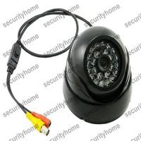 High Resolution SONY 700TVL Effio-P CCD Super WDR OSD Surveillance Indoor IR CCTV Dome Cameras