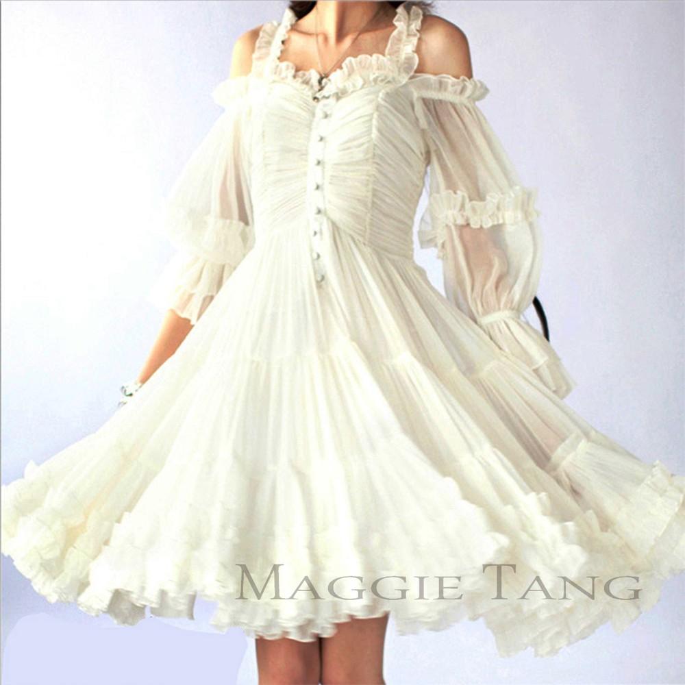 Wedding Swing Dresses