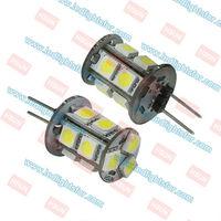 G4 13 LED SMD5050,g4 car auto light,12v g4 led