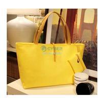 2014 Women Commuter Belt Buckle Big Bag Wild Colorful Shoulder Bag Fashion Shopping Handbag Drop Shipping B2 CB020955