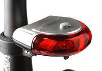 Cycling Bicycle Light 5 LED Bike Tail Light Rear Safety Light