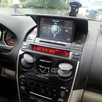 Car Stereo GPS Navigation for Mazda 6 2002-2008 Auto Radio DVD Player Multimedia Head Unit Sat Nav Autoradio Bluetooth A2DP USB