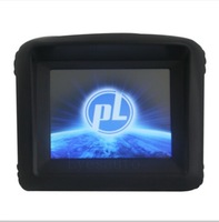 "No profit/ Battery be Gift /3.5""Touchscreen waterproof Motorcycle GPS Navigation Bluetooth GPS with holder cradle"