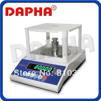 DBA-E green LED electronic precision balance