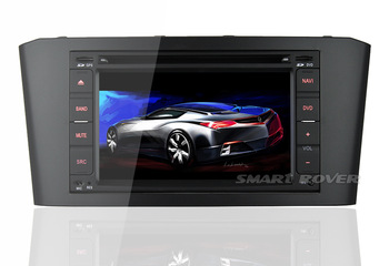3G WiFi Car DVD Stereo Sat Navi Headunit For TOYOTA AVENSIS 2003-2007 With GPS Radio RDS Bluetooth iPod TV, FREE Shipping+Map