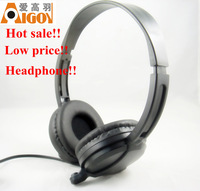 3.5mm headphones with mic Gaming headset  Noise Cancelling for computer Suitable for a long time to wear