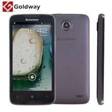 Original Lenovo A820 Mobile Phone MTK6589 Quad Core CPU Android 4.1 4.5 inch IPS 4GB ROM 1GB RAM 8MP Dual SIM Multi language(Hong Kong)