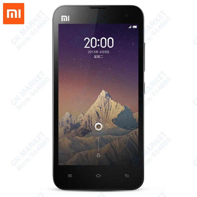 Original Xiaomi M2S/Mi2/2S/Mi2S GSM WCDMA 3G Android Phone 1.7G Qualcomm Quad Core 2G RAM 32G ROM 13MP BSI Multi Language MIUI(China (Mainland))