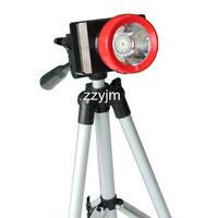 Wholesale Hot Selling LED Headlamp/Fishing Light/Hiking Light Come With Tripod