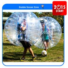 Free shipping, Amazing 1.5m inflatable human hamster ball,inflatable bumper ball,bubble football,bubble soccer(China (Mainland))