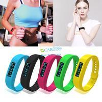 Wholesale Bluetooth Smart Sports Sleep Bracelet Healthy Bracelet Silicone Wrist band Pedometer Calories Monitoring b9 SV002774