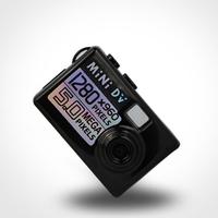 Mini DV Camera 5MP 720P Portable Mini DV  Camera Video Recorder Camcorder Webcam DVR Mini DVR for Cycling