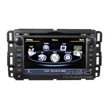 Car Stereo GPS Navigation for GMC Acadia Sierra Yukon Radio RDS DVD Player Multimedia Headunit Sat Nav Autoradio Bluetooth iPod