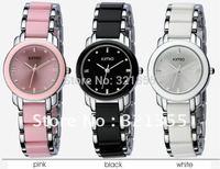 Brand Eyki Kimio Watch Women Ladies Luxury Bracelet Watches Dress Stainless Steel Quartz Watches