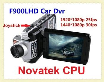 F900LHD Car DVR 1080p 9914 lens with joystick HDMI IR led night vision4x Digital Zoom Car recorder F900 Dar DVR Free shipping