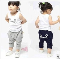 Autumn Baby three-dimensional long-sleeved cute Jumpsuit kids clothes(Cute cat/dog/rabbit)wholesale 15set/lot FREE SHIPPINGhaoz