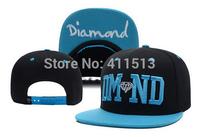 HOT  2014 Brand New Men and Women Adjustable Hip Hop  Leopard Diamond  Snapback Snap back Baseball Caps Hats  (100 Colors)