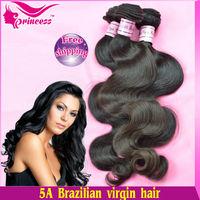 "brazilian virgin hair extension,mix length ,brazil hair weft, 3pcs/lot,Body Wave,12""-30"",hair weave,free shipping ,1b (3.5oz/pc)"