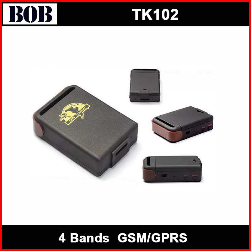 Dropshipping ! GPS Tracker Mini Global Real Time 4 Bands