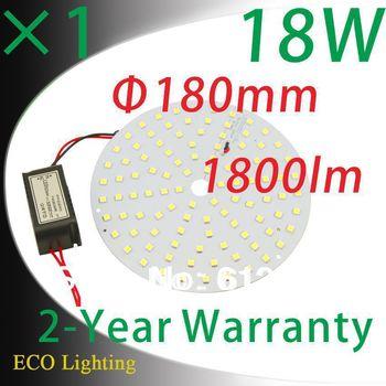 220V 240V Magnetic LED Ceiling Light LED Board LED Disc Plate  Lights Board Tube Lights+Replace to 35W Traditional 2D  Tube