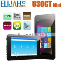 "In Stock! Original Cube Mini U30GT 7"" Capacitive RK3066 Dual Core tablet pc 4 Core GPU Dual Camea  A9 1GB/16GB HDMI 1.4 out"
