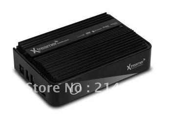 Xtreamer Sidewinder3 3D Full-HD 1080P HDD Media Player Gagabit Ethernet HDMI 1.4 Blu-ray ISO by Realtek 1186