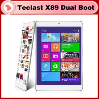 Teclast X89 Dual Boot Windows 8.1 & Android 4.4 Intel Bay Trail-T Z3735F Tablet PC 7.9 inch IPS Screen 2048X1536 2GB/32GB