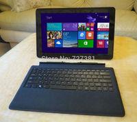 12 Inch 3G Convertible Ultrabook Intel Celeron Windows 8.1 PRO Built-in 3G 128G SSD vs surface pro Russian Spanish Keyboard