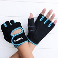 New Fitness Cycling Sport Gloves Half Finger GYM Weight Lifting Gloves Exercise Training sv16 18785