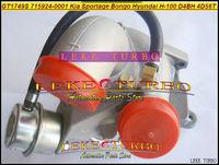 GT17 715924-5003S 28200-42610 28200-42700 Turbocharger For KIA Bongo Pregio K-Series/Hyundai Light Truck/H-100 D4BH 4D56TCi 2.5L