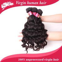 Ali Queen hair products  5pcs each size 1 pcs  free shipping brazilian virgin hair extension aliqueen wave human hair