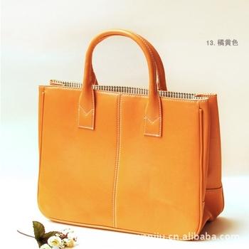 Wholesale 2014Hot Sale Fashion Elegant Women Bag Lady PU Leather Bags Girl Leisure Handbags shoulder bag