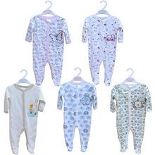 Children Pajamas Newborn Carter Babyworks Brand Baby Rompers Animal Infant Cotton Long Sleeve Jumpsuit Unixes Spring Autumn Wear(China (Mainland))