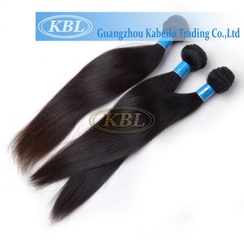KBL brazilian virgin hair straight,100 remy human virgin brazilian straight hair weave Free shipping