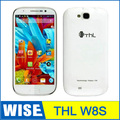 2013 Free Shipping & Gifts THL W8 W8+ 16G ROM MTK6589 Quad Core Mobile Phone 5inch FHD Screen 1920*1080 Android 4.2 12.0MP/Kevin(China (Mainland))