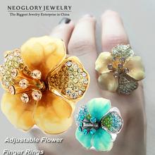 popular flower ring