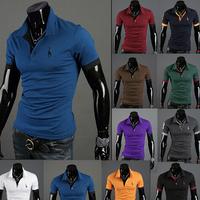 t shirts mens brand short sleeve casual style t-shirt slim fashion cotton t shirt for men