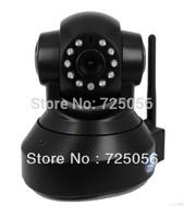 1.0megapixel 720P  WIFI camera Night vision IP Camera,PnP,tilt/pan,wifi,2 way audio,support max 32G TF card,10m IR,free DDNS