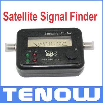 HOT! Satellite Finder Metal SF9506 Digital Signal Finder Meter,Satellite Signal Finder Freeshipping