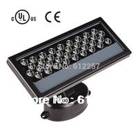 Waterproof IP65 outdoor led flood light 36 LED  wall washer lamp DMX mode AC 110~240V  RGB led light