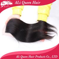 6A Virgin Peruvian Silk Base Closure Straight,4x4 Silk Lace Closure,Cheap Free Part Silk Base Closure Bleached Knots