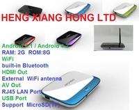 [ Free remote ]Air Mail Free Shipping, better than CS918 K-R42  1.6Ghz 2G RAM 8G ROM Android 4.2.2 Quad core RK3188 TV BOX MK888