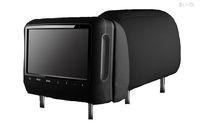 Detachable 9 inch HD Car Headrest Monitor DVD player with USB/SD/32bit Games/IR/FM transmitter