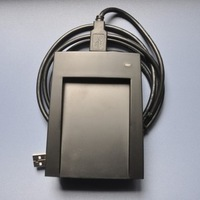 Free shipping(1Pc) Portable 125khz Rfid Reader Writer Copier Duplicater for Access Control with software