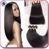 brazilian virgin hair straight 3 pcs lot free shipping unprocessed virgin brazilian hair straight human hair extension no tangle