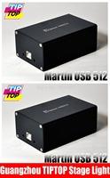 2pcs/lot Martin lightjockey USB DMX 512 controller,NEW ADVANCED USB 512 CONTROLLER,Martin USB controller Stage Light Controller