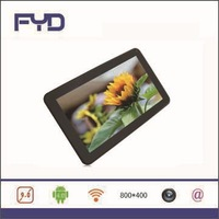9 inch Android 4.0 Allwinner A13  8GB Dual camera Tablet PC