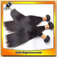 KBL Hair Free shipping 6a unprocessed virgin hair 4pcs/lot virgin brazilian straight hair cheap human hair