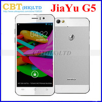 "Black White in stock Original Jiayu G5s Octa Core MTK6592 2GB RAM  jiayu G5 Phone Quad Core MTK6589T mobile phone 4.5"" Gorilla"