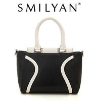 Smilyan genuine leather bag for women elegant lether women handbag vintage women's messenger bag women casual bag free shipping